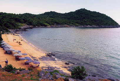Ko Sichang Beaches: Tham Phang